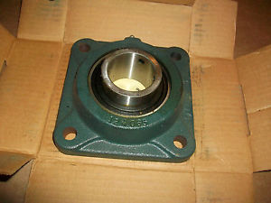 "high temperature Reliance Dodge Flange Bearing  F4BSC112    1 3/4""     IN BOX"