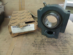 """high temperature Dodge Wide Slot Take Up Mounted Ball Bearing WSTUSC115 1 15/16"""" ID New"""
