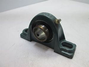 "high temperature Dodge Pillow Block, 2-Bolt, 1.25"" Bearing Bore *Some Rust*"