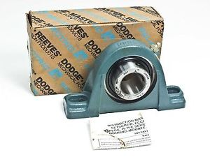 "high temperature Dodge 1-1/4"" Pillow Block Normal Duty Non Expansion Bearing P2B-8C-104"