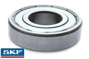 high temperature 6206 30x62x16mm 2Z ZZ Metal Shielded SKF Radial Deep Groove Ball Bearing