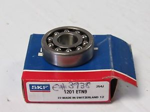 high temperature SKF DEEP GROOVE RADIAL BALL BEARING 1201 ETN9 1201ETN9