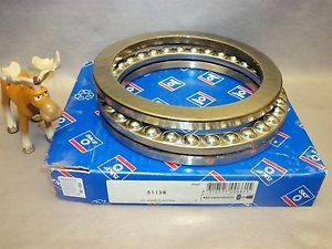 high temperature SKF 51128 Single Direction Thrust Ball Bearing
