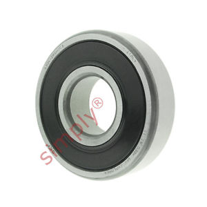 high temperature SKF 63042RSHC3 Rubber Sealed Deep Groove Ball Bearing 20x52x15mm