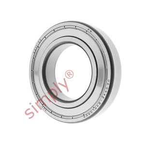 high temperature SKF 62112Z Metal Shielded Deep Groove Ball Bearing 55x100x21mm