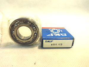 high temperature  IN BOX SKF 6004/C3 BALL BEARING