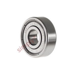 high temperature SKF E26082ZC3 Energy Efficient Shielded Deep Groove Ball Bearing 8x22x7mm