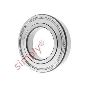 high temperature SKF 62122Z Metal Shielded Deep Groove Ball Bearing 60x110x22mm