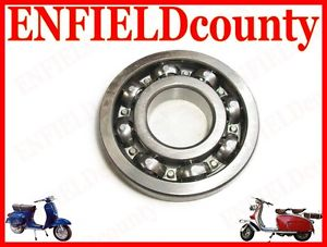 high temperature  VESPA SCOOTER AUXILIARY GEAR SHAFT BALL BEARING SKF 6204 @ ECspares
