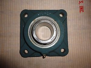 "high temperature  IN DISTRESSED BOX 11/16 "" DODGE F4BSC111/124211 FOUR BOLT FLANGE BEARING"