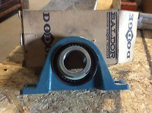 high temperature Baldor-Dodge pillow block bearing, SCM 1-3/4, 210, NOS, 30 day warranty
