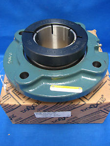 high temperature DODGE 128794 F4B-DL-207 D-Lock Concentric Clamp Collar Bearings * IN BOX*