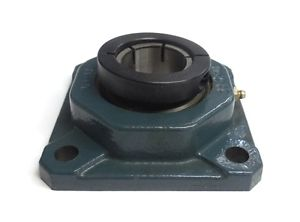"high temperature DODGE FLANGE-MOUNT BALL BEARING UNIT, F4B-DL-111, 128787, 4 BOLT, 1-11/16"" BORE"