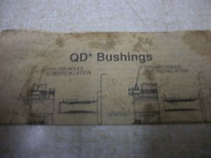 high temperature Dodge QD Bushing EX2