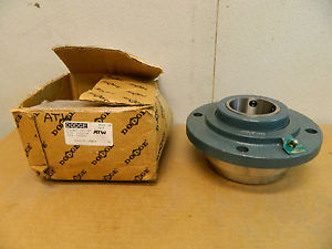 high temperature DODGE FCE075M 050985 TAPERED FLANGE BEARING 75MM 75 MM BORE 4 BOLT