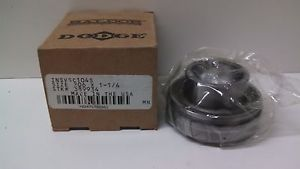 high temperature  OLD STOCK! BALDOR DODGE BALL BEARING INSERT INSVSC104S 206X1-1/4