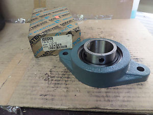 "high temperature Dodge Two Bolt Flange Bearing F2B-SC-115 F2BSC115 1-15/16"" ID New"