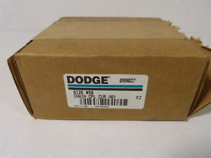 high temperature Dodge 099027 Size #50 Chain Coupling Assembly !  !