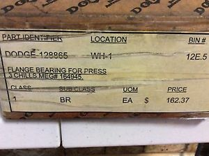 high temperature Dodge Bearings #128865, Free shipping to lower 48, 30 day warranty