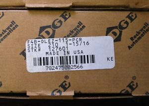 "high temperature Dodge Rockwell Automation Size 210 1 15/16"" (#127601) F4B-DLEZ-115-PCR –"