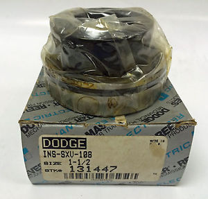 high temperature DODGE 131477 INS-SXV-108 ECCENTRIC COLLAR BALL BEARING SERIES 208 1-1/2""