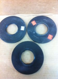 high temperature Garlock 246211 Oil Seal for Speed Reducer LOT OF 3 Pcs  Dodge TD6 Input Reliance
