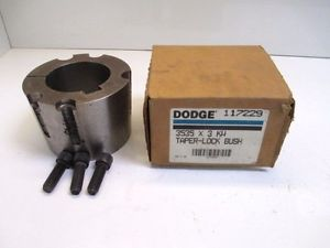 high temperature DODGE 117229 TAPER-LOCK BUSHING 3535 X 3 KW  MANUFACTURING INDUSTRIAL
