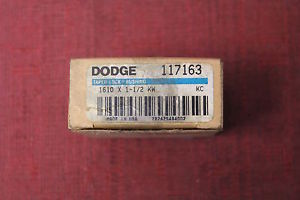 "high temperature Dodge 117163 1-1/2"" Stock Bore Taper Lock Bushing 1610 x 1-1/2 KW New"