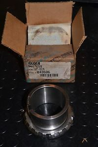 high temperature DODGE TAPER LOCK BUSHING SNW17X215 SNW17 X 215 SIZE 17-215