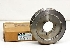 high temperature Dodge 2 V-Groove QD Sheave 455591