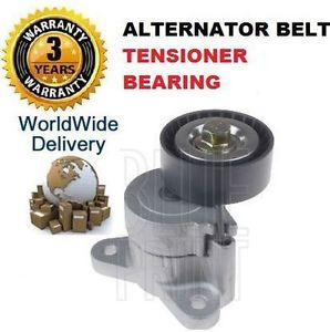 high temperature FOR DODGE AVENGER CALIBER JOURNEY  AUXILIARY ALTERNATOR FAN TENSIONER BEARING