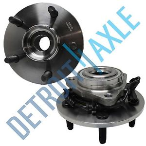 high temperature Both (2) New Front Wheel Hub & Bearing Assembly for 2009-12 Dodge Ram 1500 w/ABS