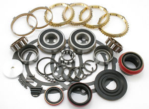 high temperature Chevy Jeep Dodge Getrag NV3500 NV3550 5 Speed Transmission Rebuild Bearing Kit