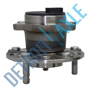 high temperature New Rear Complete Wheel Hub and Bearing Assembly Chrysler Dodge Jeep w/ ABS