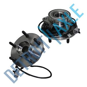 high temperature 2 New FRONT Driver and Passenger Wheel Hub And Bearing Dodge Ram 1500- ABS – 4×4
