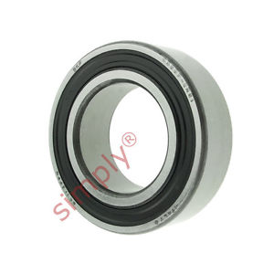 high temperature SKF 630072RS1 Rubber Sealed Deep Groove Ball Bearing 35x62x20mm