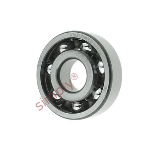 high temperature SKF 6303ETN9C3 Open Deep Groove Ball Bearing with Fibre Cage 17x47x14mm