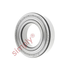 high temperature SKF 62092ZC3GJN Shielded High Temp Deep Groove Ball Bearing 45x85x19mm