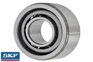 high temperature 7203BECBM 17x40x12mm SKF Single Row Angular Contact Ball Bearing