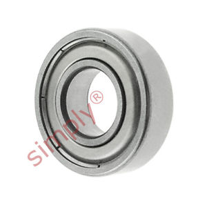high temperature SKF 619/92Z Metal Shielded Deep Groove Ball Bearing 9x20x6mm