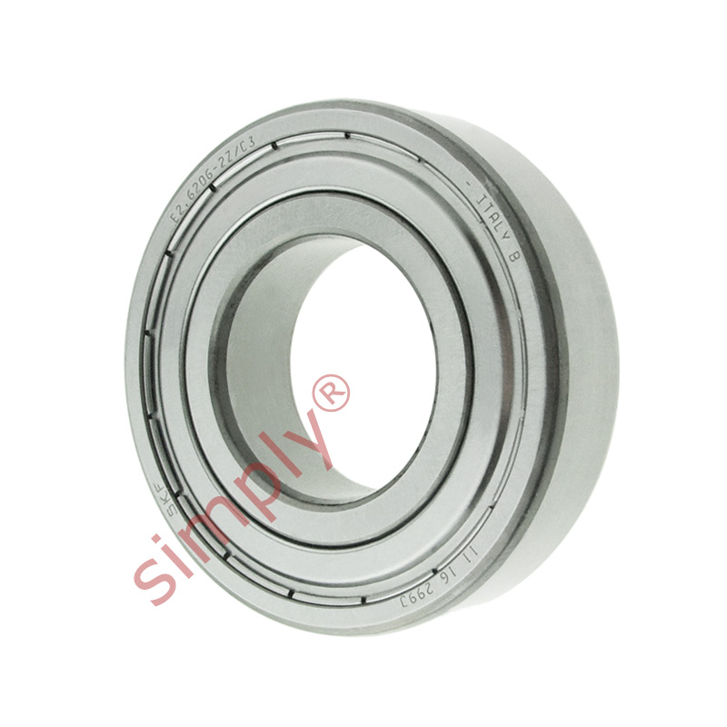 high temperature SKF E262062ZC3 Energy Efficient Shielded Deep Groove Ball Bearing 30x62x16mm