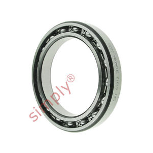 high temperature SKF 61912 Open Type Thin Section Deep Groove Ball Bearing 60x85x13mm