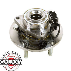 high temperature Pair Front Hub Bearing Fits Dodge Ram 1500  02-05  W/2 Wheel ABS