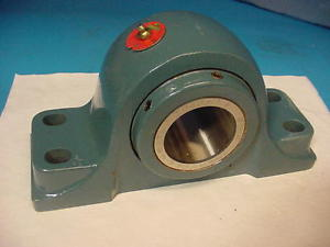 "high temperature New Dodge Type E-Xtra Bearing 2 1/4"" pillow block P2B-E-204R  782475697922"