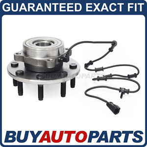 high temperature  PREMIUM QUALITY FRONT WHEEL HUB BEARING ASSEMBLY FOR DODGE RAM 2500 3500 4X4