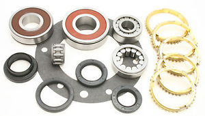 high temperature Jeep Dodge AX15 AX-15 5 Speed Spd Transmission Manual Bearing Rebuild Kit 85-on