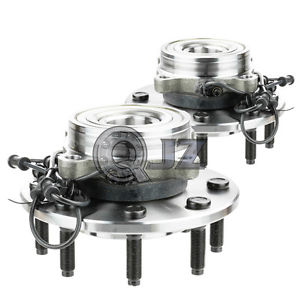 high temperature 2x 2006-2008 Dodge Ram 1500 2500 4WD Front Wheel Hub Bearing Assembly ABS 515101
