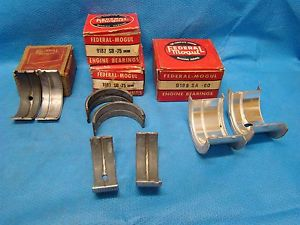 high temperature Chrysler Dodge Plymouth 218 230 Resizable Main Bearing Set 075 Truck Ind Marine