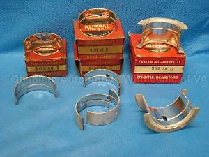 high temperature Chrysler Dodge Plymouth 218 230 Main Bearing Set 002 Truck Marine Charger NORS