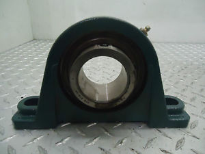 "high temperature DODGE BEARING FLANGE 2 3/16"", DOUBLE BOLTED, 124139"